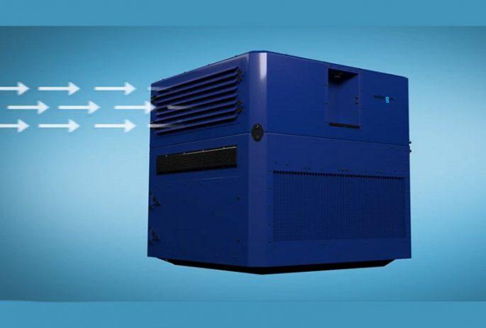 Generador atmosférico de agua
